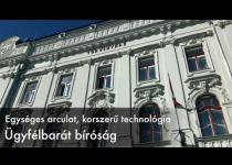 Embedded thumbnail for Jól vizsgázik az ország első Ügyfélcentruma Egerben - VIDEÓ