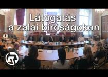 Embedded thumbnail for Megyénkben jártak az Országos Bírósági Hivatal vezetői