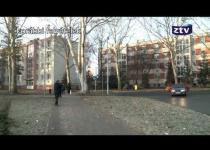 Embedded thumbnail for El akarta gázolni a rendőröket