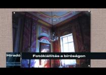 Embedded thumbnail for Kiállítás a törvényszéken