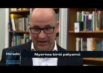Embedded thumbnail for Nyertes bírói pályamű