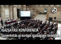 Embedded thumbnail for Szuverenitás az európai igazságügyi térségben